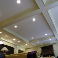 Finish Detail – coffered