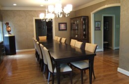 Remodel – dining